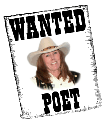 Wanted: Poet